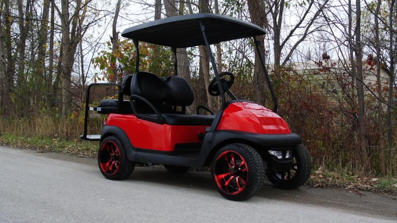 2013 Club Car Precedent Custom Lifted 48V Golf Cart #7622