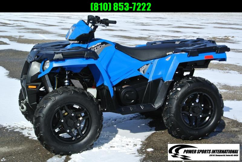 2017 POLARIS SPORTSMAN 450 H.O. 4X4 ATV #6019