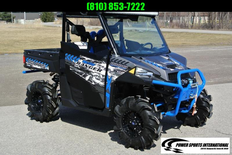2017 POLARIS RANGER CREW XP 1000 HIGH LIFTER EDITION EPS 4X4 #7993