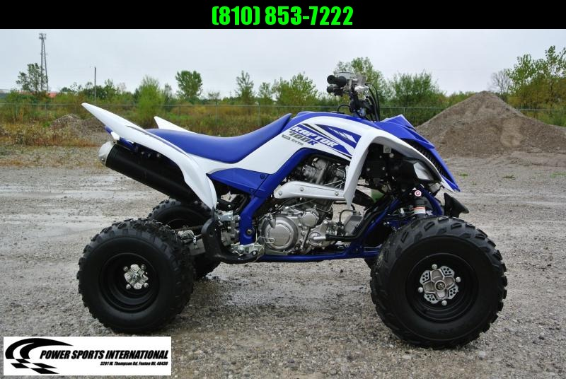 2017 YAMAHA RAPTOR 700R Team Yamaha Edition ATV #7066