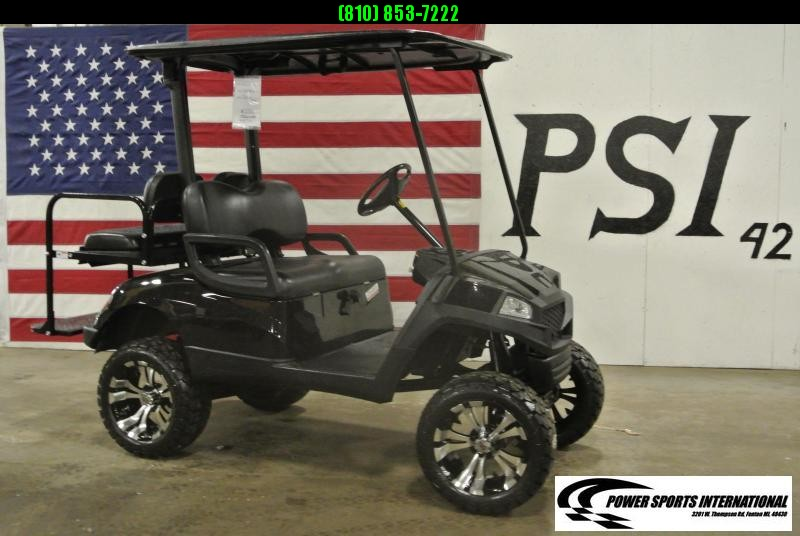 2013 Custom Yamaha Drive GAS POWERED Golf Cart #6704