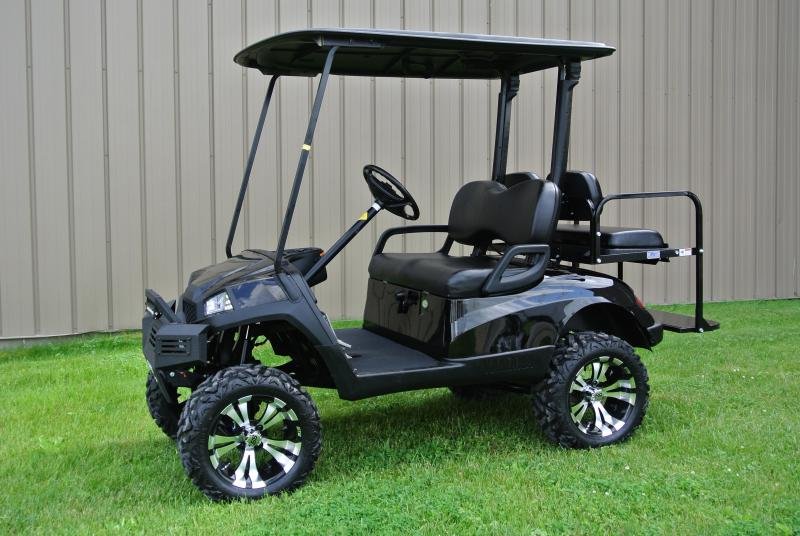2013 Yamaha Drive GAS Golf Cart w/ Thousands in Extras #1221