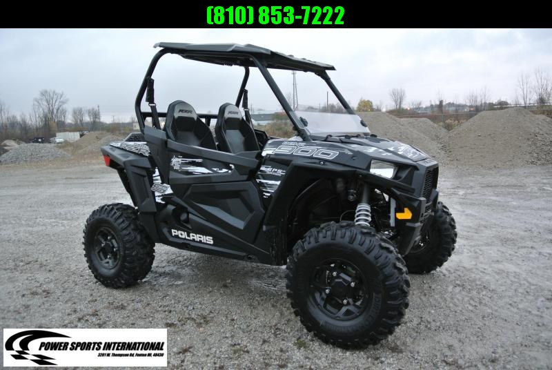 2018 POLARIS RZR S 900 EPS Black Sport Side-by-Side #6585