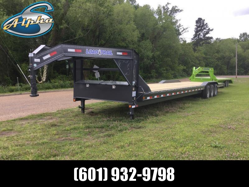 "2019 Load Trail 102"" x 40' Triple Axle Gooseneck 21k GVWR"