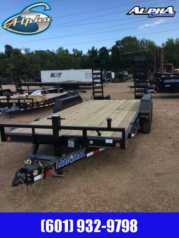 "2019 Load Trail 83"" x 18' Car/Equip. Hauler 14k GVWR"