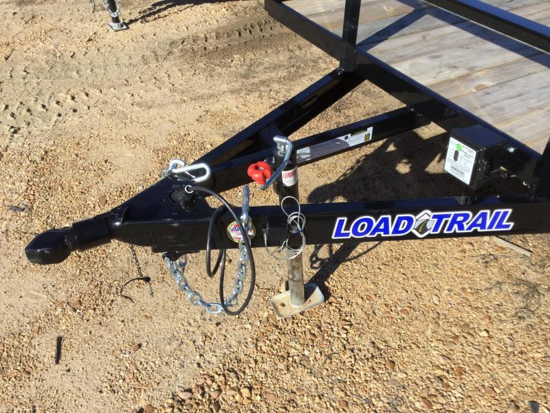 2017 Load Trail 83 x 18 Tandem Axle Utility Trailer