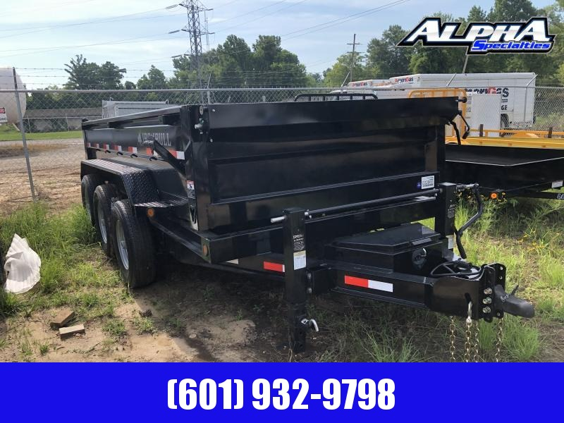 "2019 Norstar 83"" x 14' Triple Axle Dump 21k GVWR"