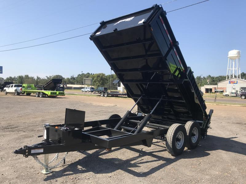 2018 Homesteader 7 x 14 Tandem Axle Dump Trailer