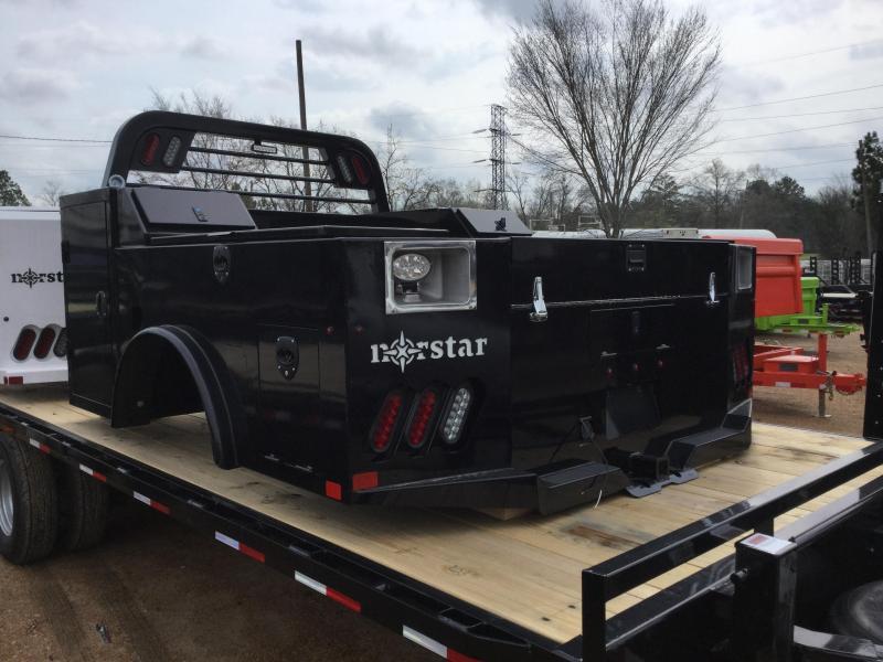 2017 Norstar SD Bed Dodge Dually