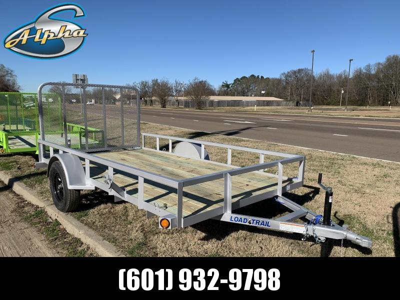 2019 Load Trail 6.5' x 12' Single Axle Utility Trailer 3K GVWR