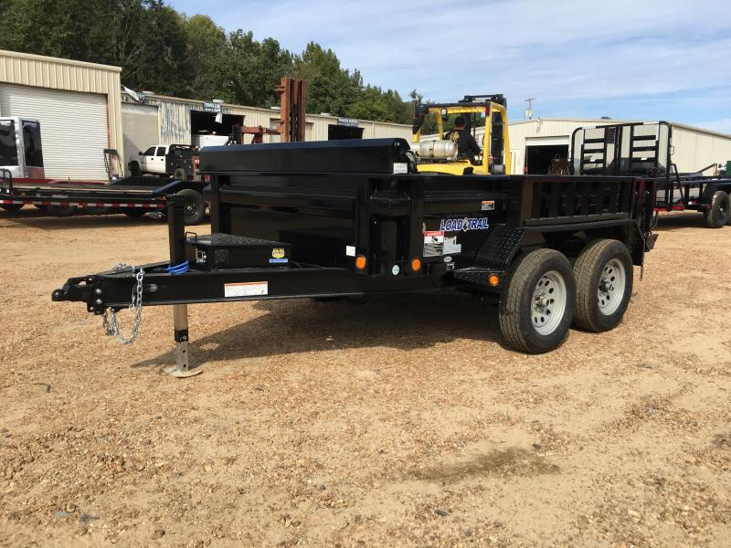 2019 Load Trail 6' x 10' Dump Trailer 7k GVWR