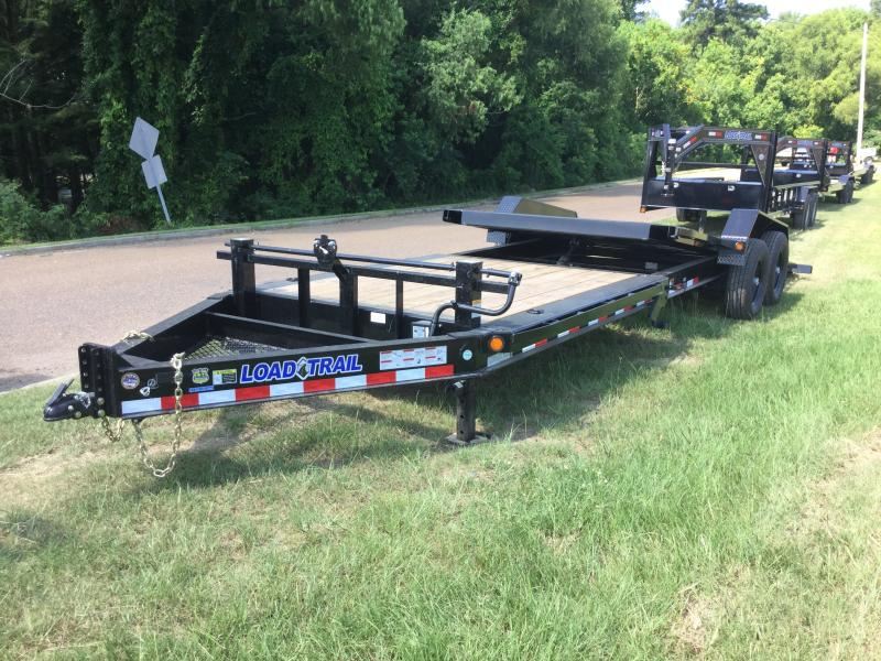 "2018 Load Trail 83"" x 24' Tilt 14k GVWR"