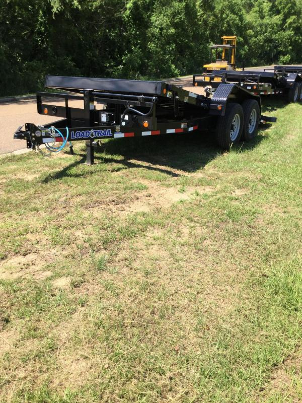 2017 Load Trail 81.5 x 16 Tandem Axle Tilt Deck Car Hauler