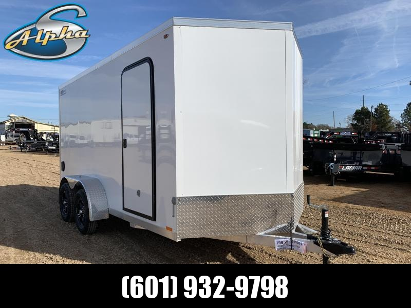 2019 Legend Aluminum 7 x 16 Thunder Enclosed Cargo Trailer