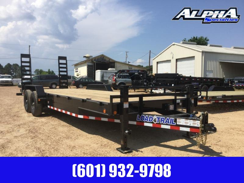 "2019 Load Trail 83"" x 24' Car/Equip. Hauler 14k GVWR"