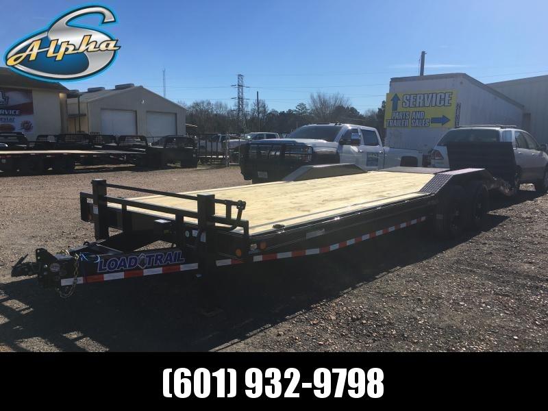 2019 Load Trail 102 x 24 HD Equipment/Car Trailer 14K GVWR