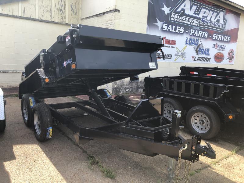 2019 Norstar 5' x 10' Dump Trailer 7k GVWR