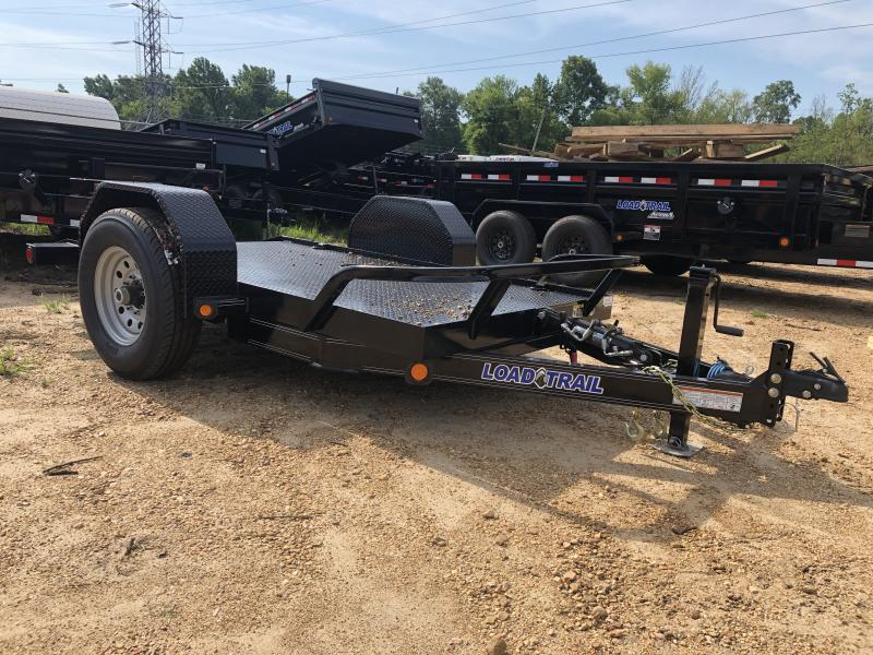 2019 Load Trail 5' x 10' Single Axle Tilting Trailer