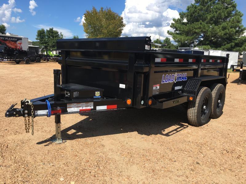 2019 Load Trail 6 x 12 Dump Trailer 10K GVWR