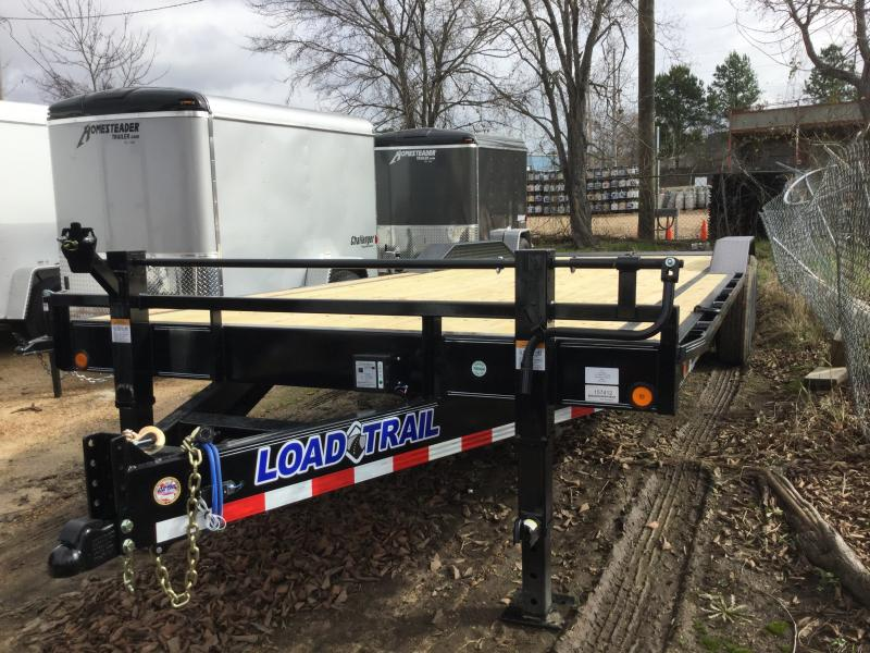 2018 Load Trail 102 x 24 HD Carhauler 14K GVWR