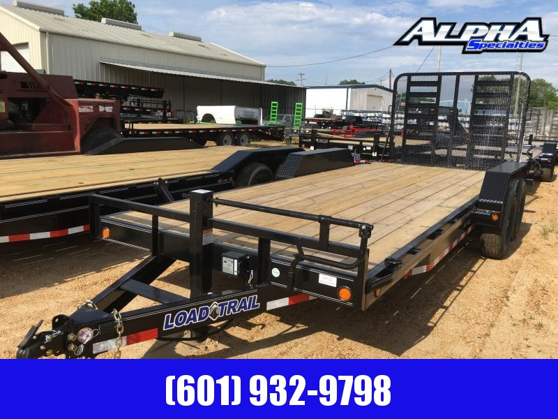 "2019 Load Trail 83"" x 20' Car/Equip. Hauler 14k GVWR"