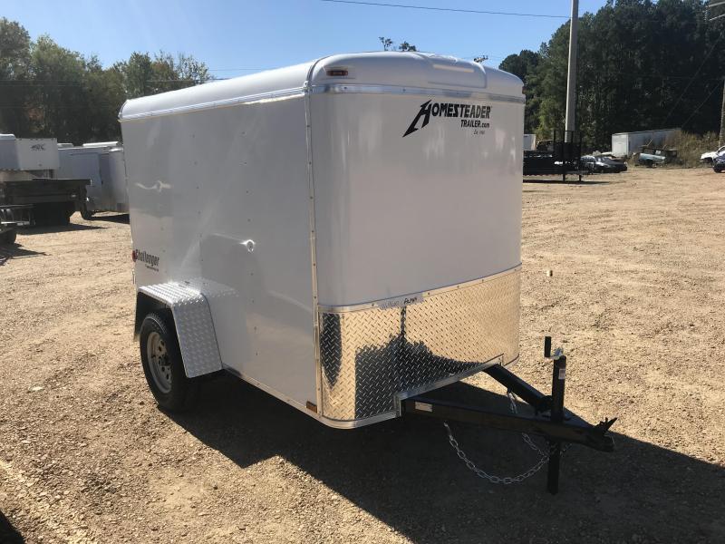 2018 Homesteader 5 x 8 Enclosed Cargo Trailer