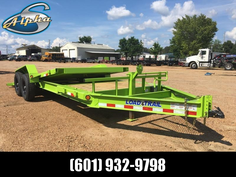 2018 Load Trail 83 x 20 Tilt Car / Equipment Hauler 14K GVWR