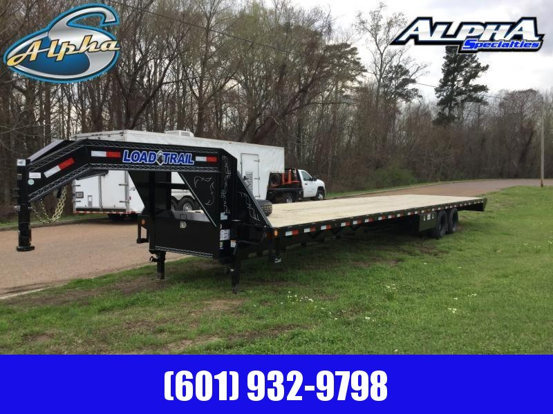 "2019 Load Trail 102"" x 40' Low-Pro Gooseneck 22k GVWR"