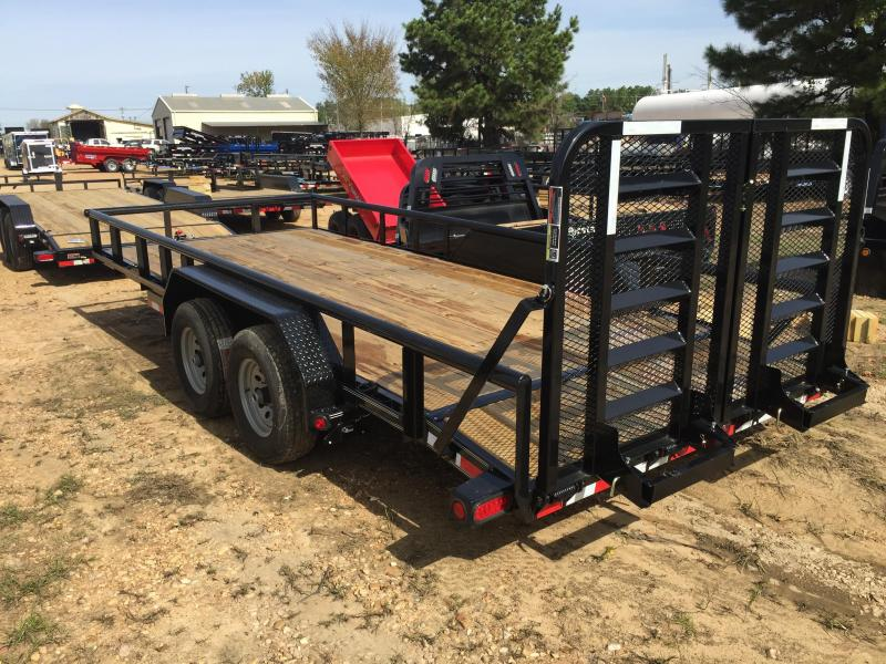Utiltiy Trailer and Landscape Trailers Sold Here