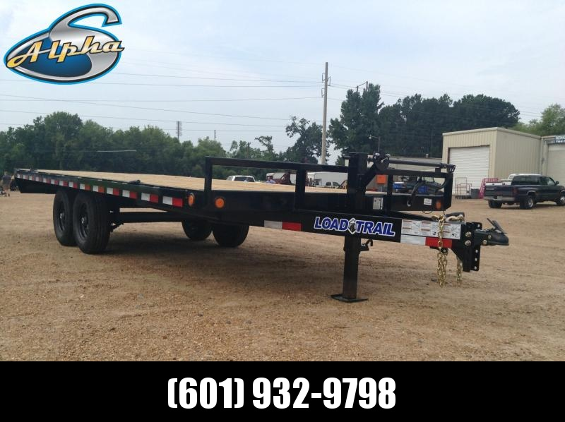 """2019 Load Trail 102"""" x 20' Deck Over Equip. Trailer 14k GVWR"""