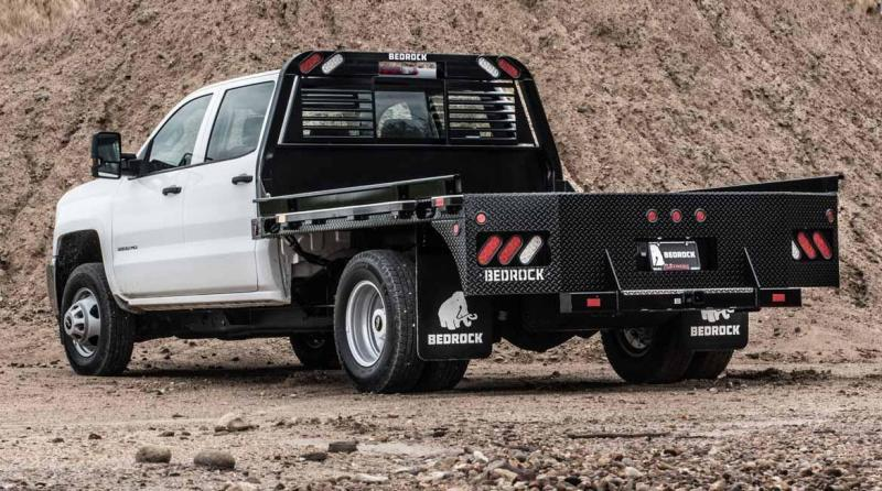 2016 Bedrock GRANITE Bed General Motors Dually