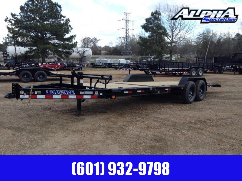 2019 Load Trail 83 x 22 HD Tilt Equipment Hauler 14K GVWR