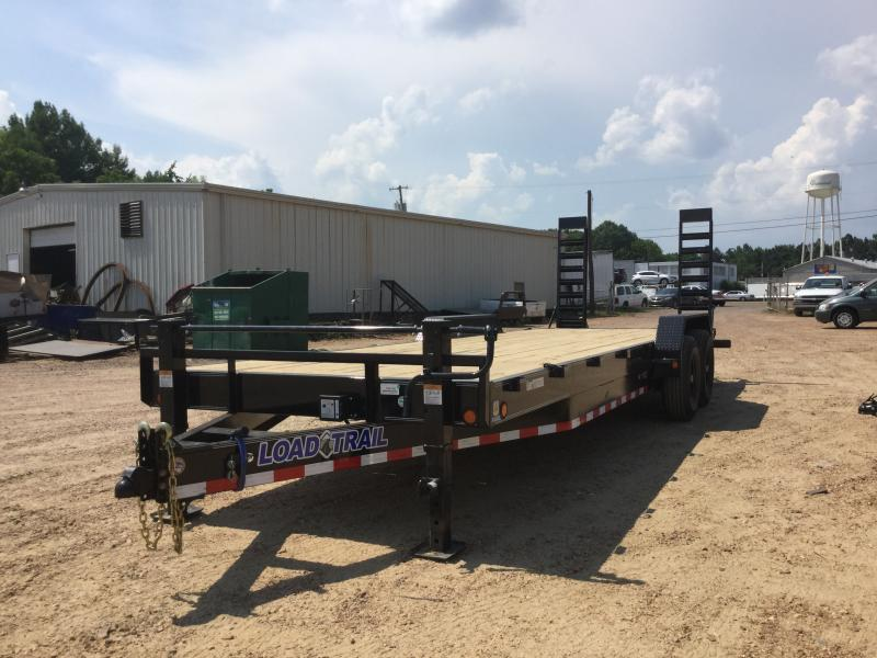 "2018 Load Trail 83"" x 24' Car/Equip. Hauler"