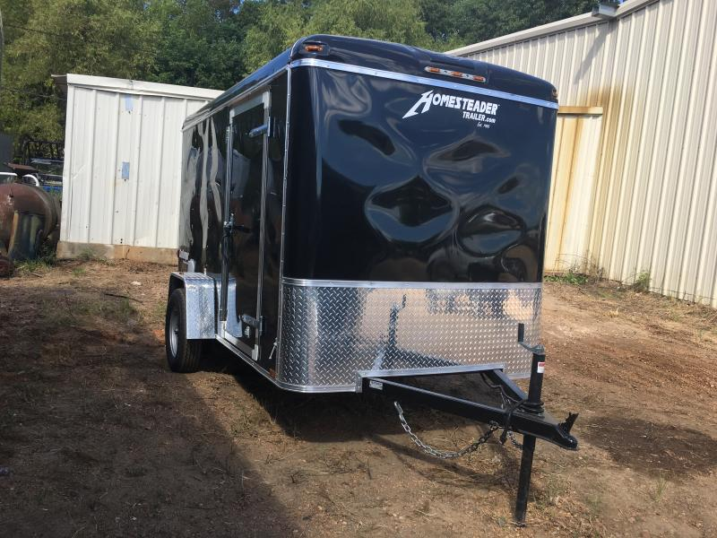 New 2019 6 x 10 Single Axle Cargo Trailer