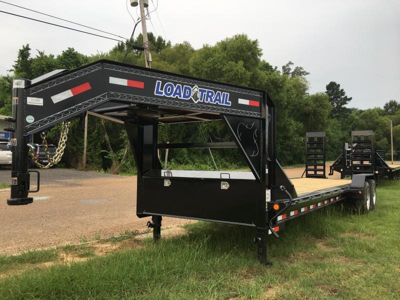 "2019 Load Trail 82"" x 26' GN Equip. Hauler 20k GVWR"