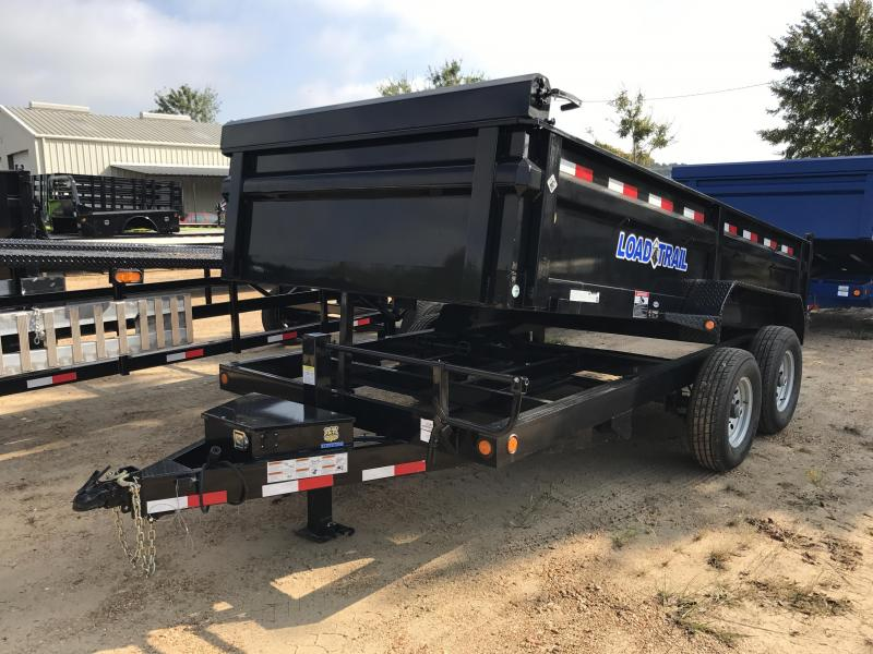 2018 Load Trail 83 x 14 Tandem Axle Dump Trailer