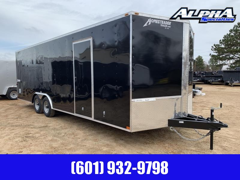 2019 8.5 x 24 Enclosed Car Hauler STEAL