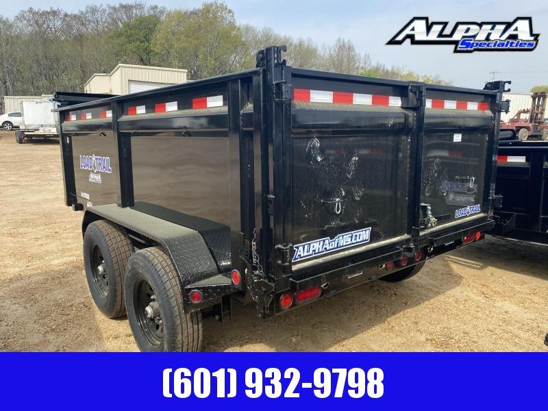 2020 Load Trail DT14 83 x 12 Tandem Dump Trailer w/ 36' Sides 14K GVWR