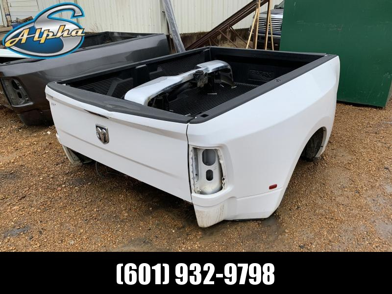 2016 Dodge Ram 3500 Factory Dually Bed