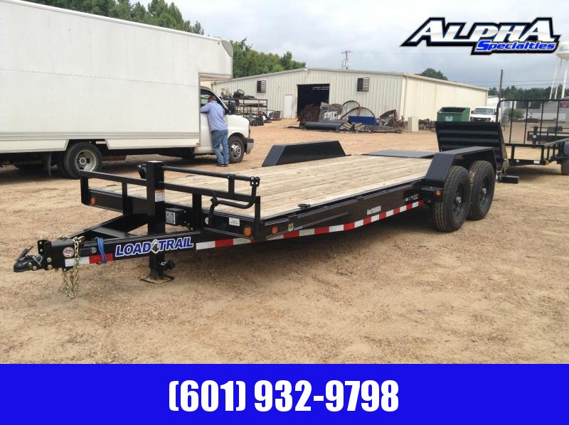 "2019 Load Trail 83"" x 20' Tandem Axle Carhauler / Racing Trailer"