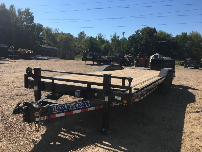 "2019 Load Trail 102"" x 24' Car/Equip. Hauler 14k GVWR"