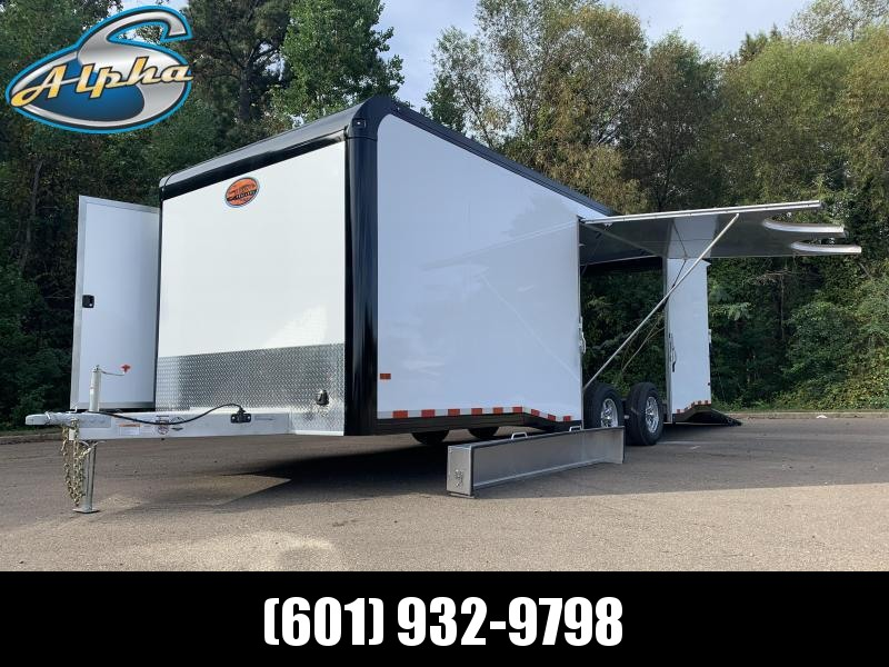 2019 Sundowner 24ft Bumper Pull Race Series Car Hauler