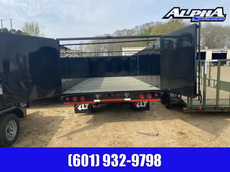 2020 Load Trail GX22 102 x 20 TANDEM HEAVY DUTY DECK OVER Dump Trailer 22K GVWR