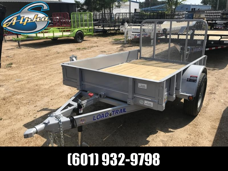 2018 Load Trail 5 x 8 Single Axle Utility Trailer