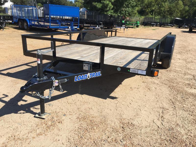 2018 Load Trail 83 x 16 Tandem Axle Utility Trailer