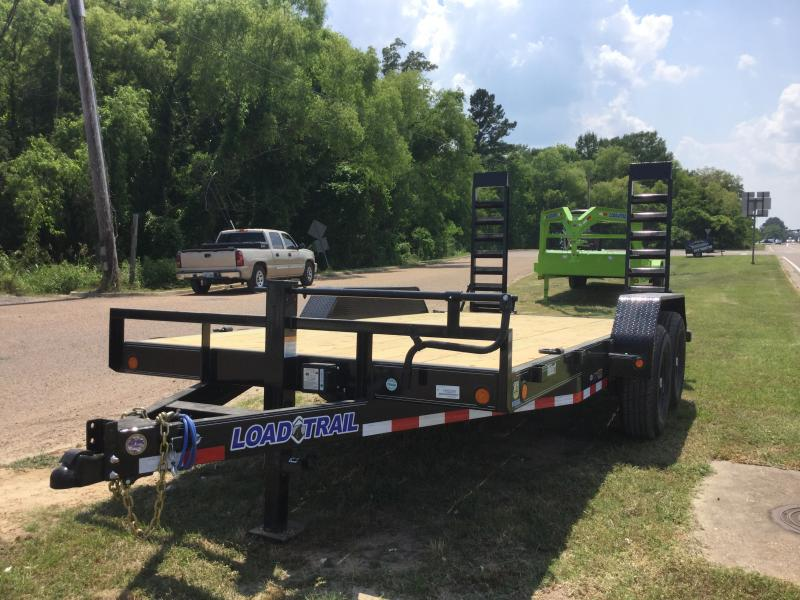 "2018 Load Trail 83"" x 16' Car/Equip. Hauler 14k GVWR"