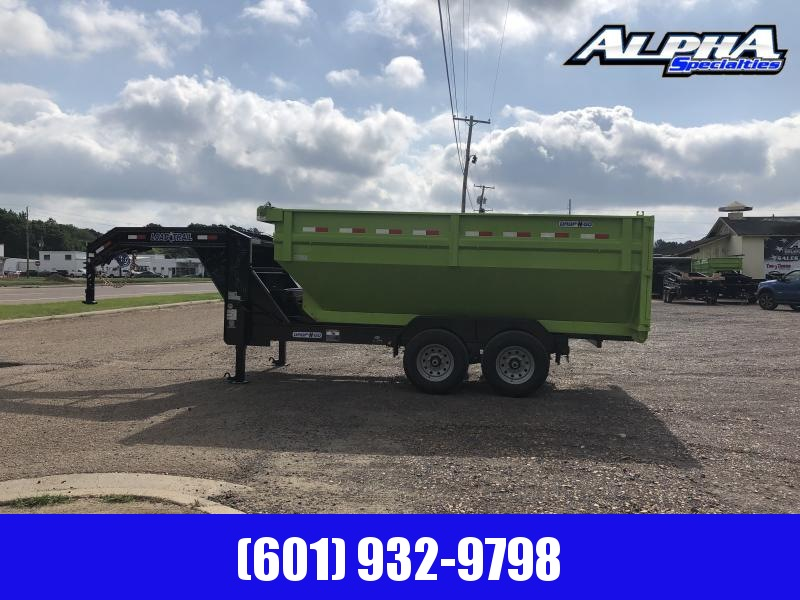 "2019 Load Trail 83"" x 14' Gooseneck Drop-N-Go COMBO"