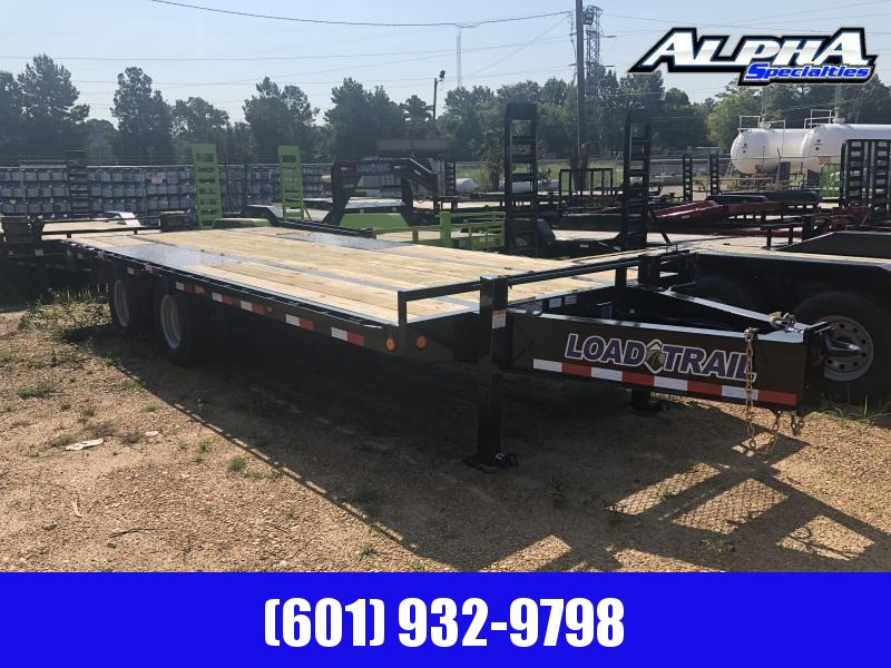"2019 Load Trail 102"" x 20' Low-Pro Deckover Equipment Trailer 22k GVWR"