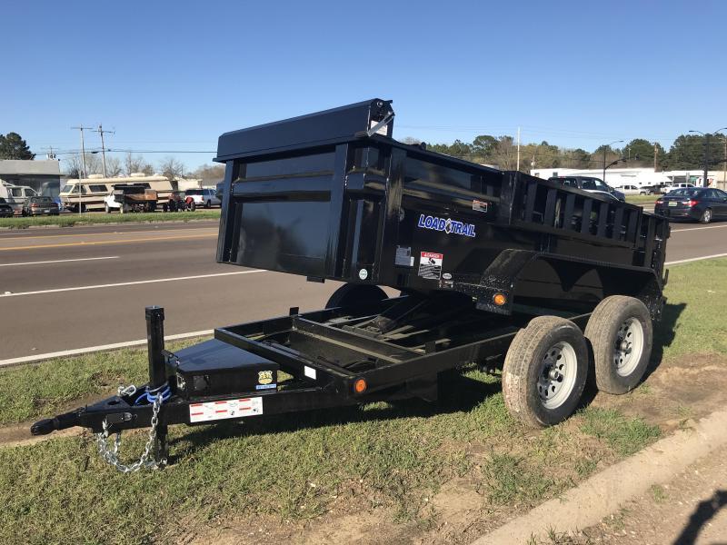 2018 Load Trail 5 x 10 Dump Trailer 7K GVWR
