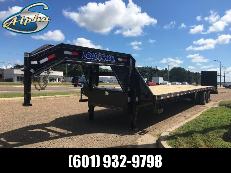 "2019 Load Trail 102"" x 40' Hotshot Freight GN 24k GVWR"